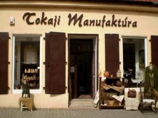 Tokaj Manufaktúra Kiállítóterem és Alkotóház, Tokaj