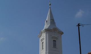 Mádi református templom