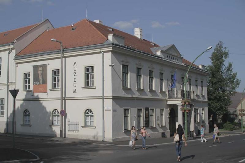 Kazinczy Ferenc Múzeum