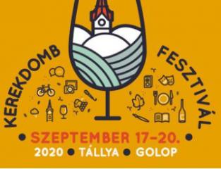 Kerekdomb Fesztivál Tállyán: 2020. szeptember 17-20.