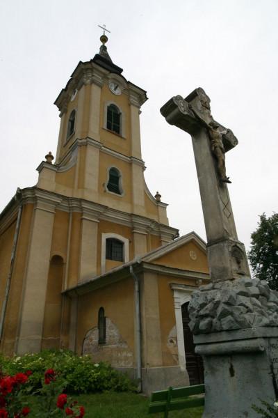 Római katolikus templom, Szerencs