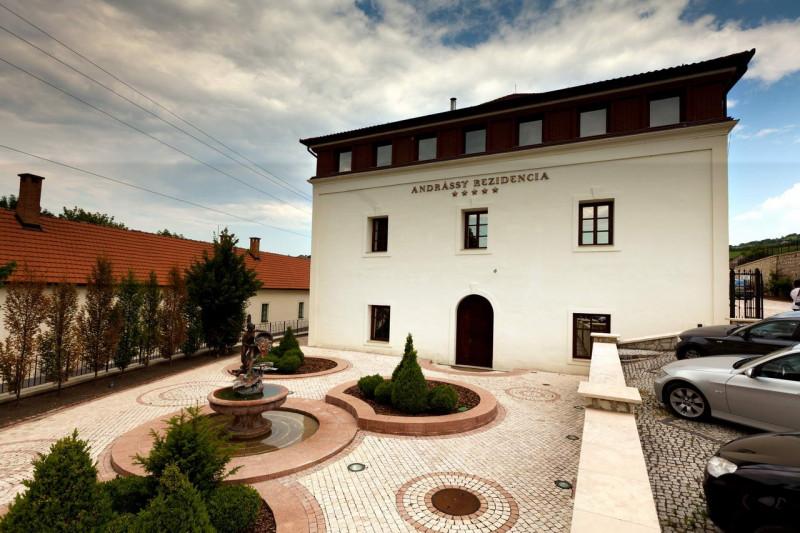 Andrássy Rezidencia Wine & Spa *****