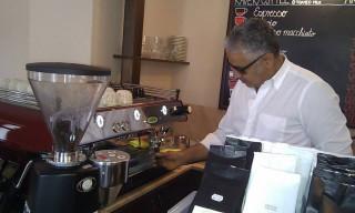 Tokaji Kávépörkölő Manufaktúra, Tokaj