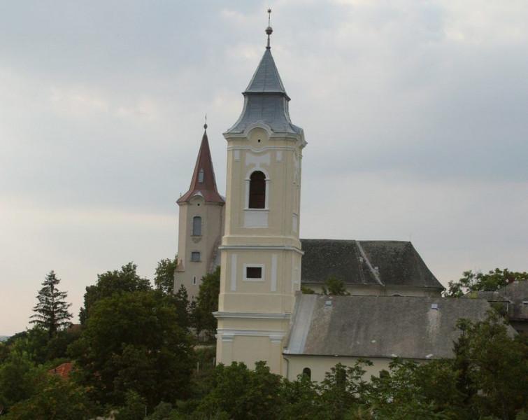 Tarcali református templom
