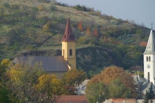 Tokaji református templom