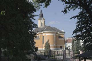 Római katolikus templom, Sátoraljaújhely