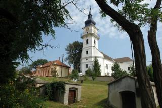 Tállyai református templom