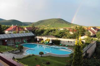 Magita Hotel és Étterem, Erdőbénye