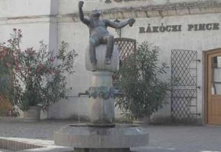 Bacchus-kút